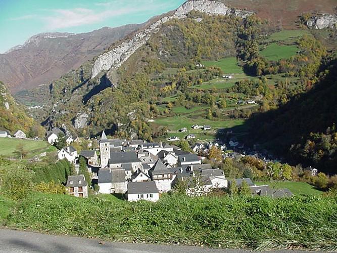 GR 653 De Borce au Somport