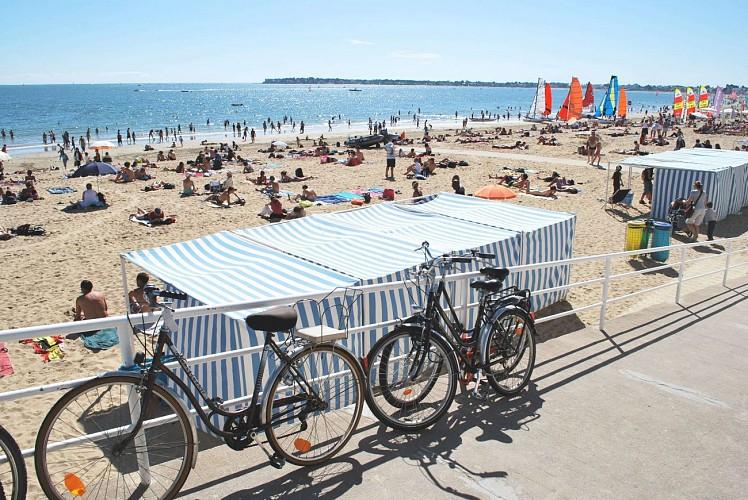 Du sel à la mer / A vélo de Guérande à La Baule