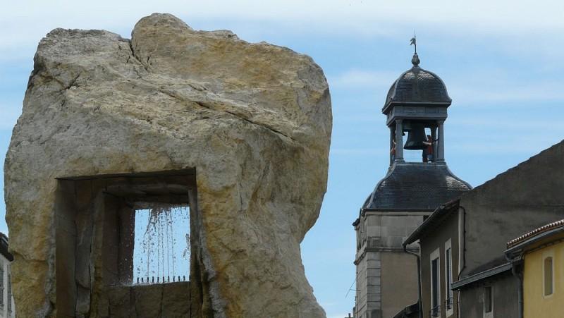 La belle et longue ville d'Aigueperse - Visite multimédia