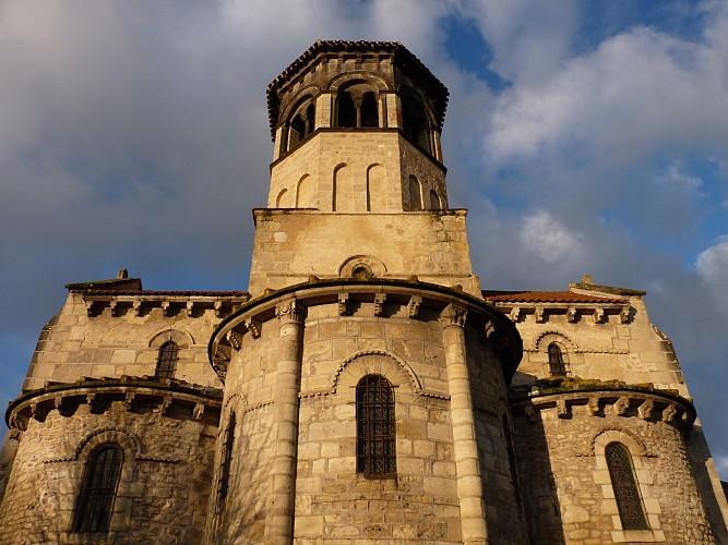 Visite église Saint-Martin à Thuret