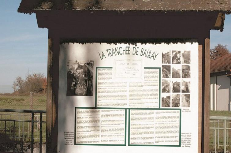 Boucle cyclable n°01 - Amance (44 km) - Vesoul-Val de Saône