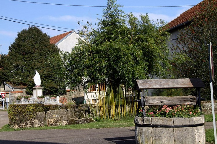 Boucle cyclable n°02 de Saint-Valère (22 km) - Vesoul-Val de Saône
