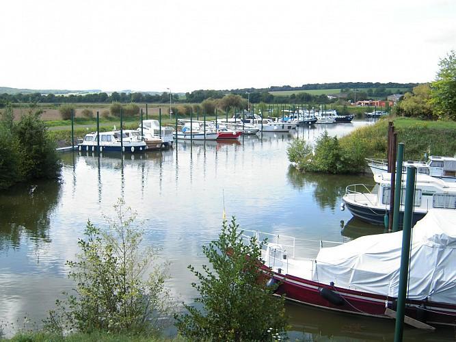 Circuit fluvial de Corre vers Port-sur-Saône - Vesoul-Val de Saône