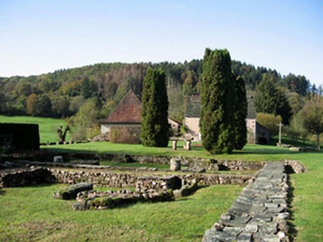 Boucle cyclable n°04 de La Mer (24 km) - Vosges du sud