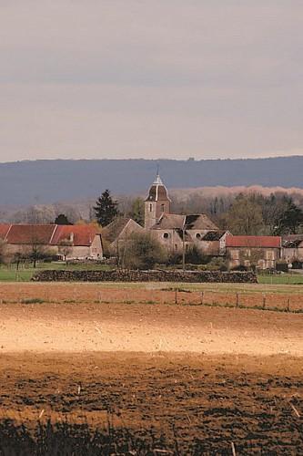 Boucle cyclable n°05 Les Côtes des Granges (46 km) -  Vallée de l'Ognon