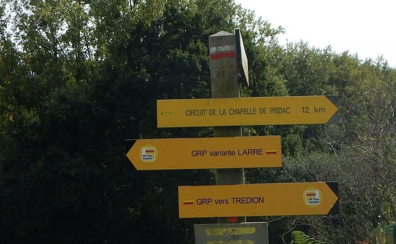 GRP© Berric -La Vraie Croix-Le Cours