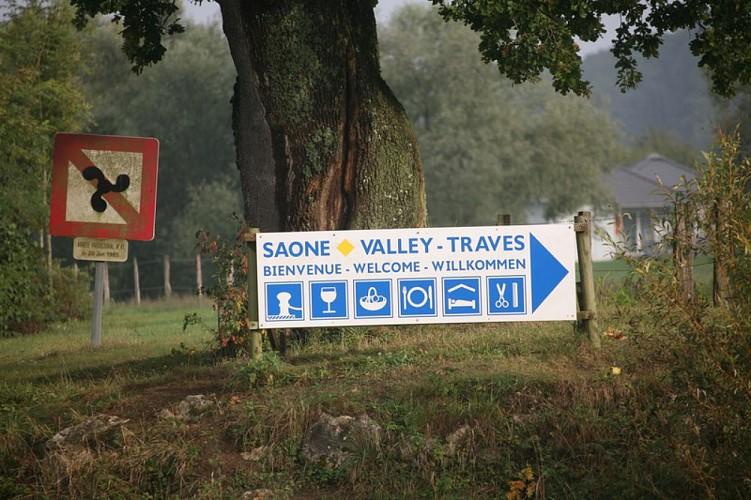 Circuit fluvial de Port-sur-Saône vers Savoyeux - Vesoul-Val de Saône