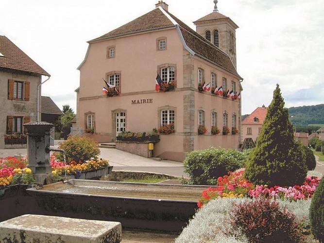 Boucle cyclable n°09 des Portes du Lion (23 km) - Vosges du sud