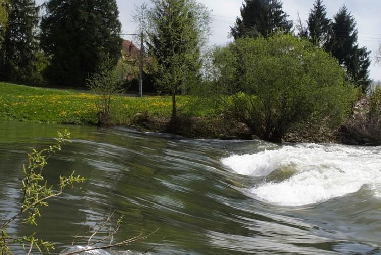 Boucle cyclable n°10 de l'Avant-Doubs (32 km) - Vallée de l'Ognon