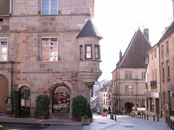 Boucle cyclable n°14 des Eaux (46 km) - Vosges du sud