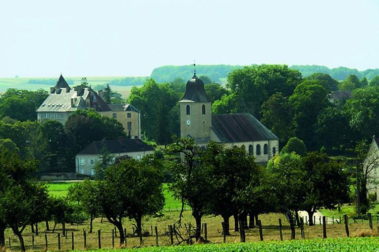 Boucle cyclable n°16 des Tilleuls (41 km) - Vallée de l'Ognon
