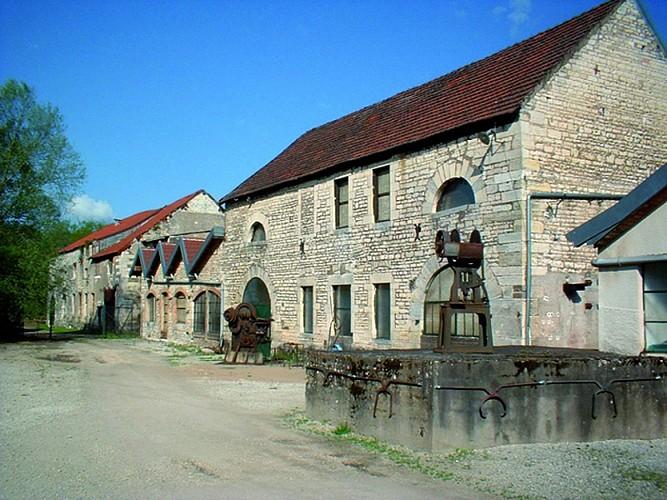 Boucle cyclable n°17 des Forges (31 km) - Vallée de l'Ognon