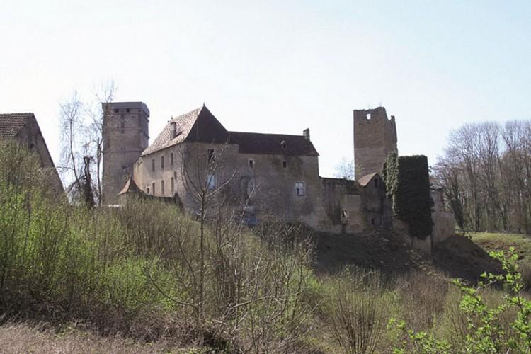 Boucle cyclable n°18 des Monts de l'Ognon (40 km) - Vallée de l'Ognon