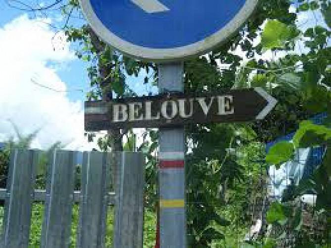 Hell-Bourg/Bélouve sur les traces du téléphérique