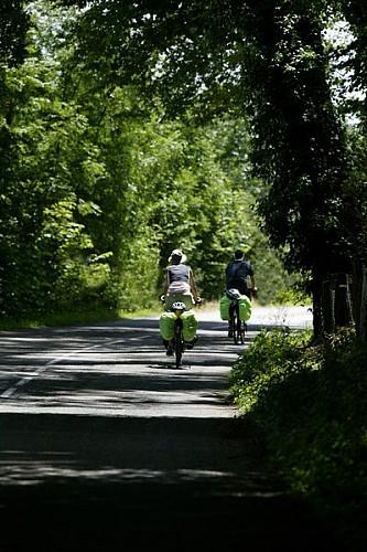 Itinéraire cyclable V50-Vesoul-EV6 - Vesoul-Val de Saône/Vallée de l'Ognon