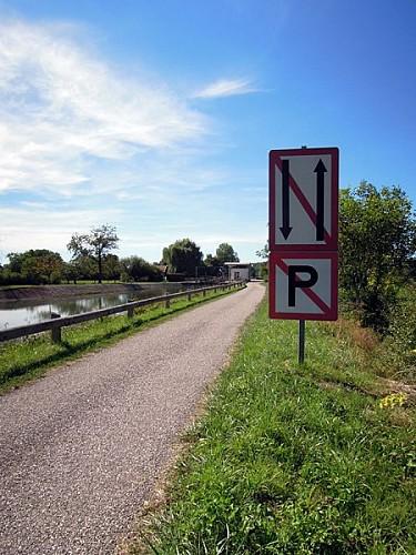 Itinéraire cyclable V50 - Ambiévillers/Corre - Vesoul-Val de Saône