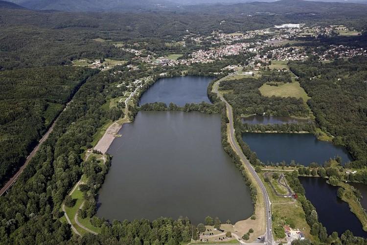 Circuit VTT n°30 - Au Bord de l'eau - Champagney - Vosges du sud