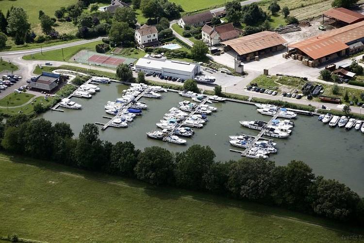 Circuit fluvial de Savoyeux vers Gray - Vesoul-Val de saône