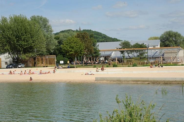 Circuit VTT n°17 - L'eau et la pierre - Vesoul-Val de Saône