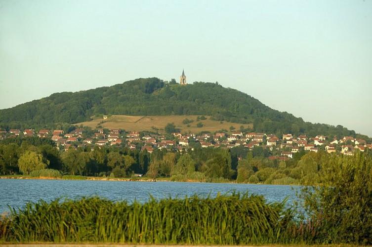 Circuit VTT n°13 - Du lac à la Motte - Vesoul-Val de Saône