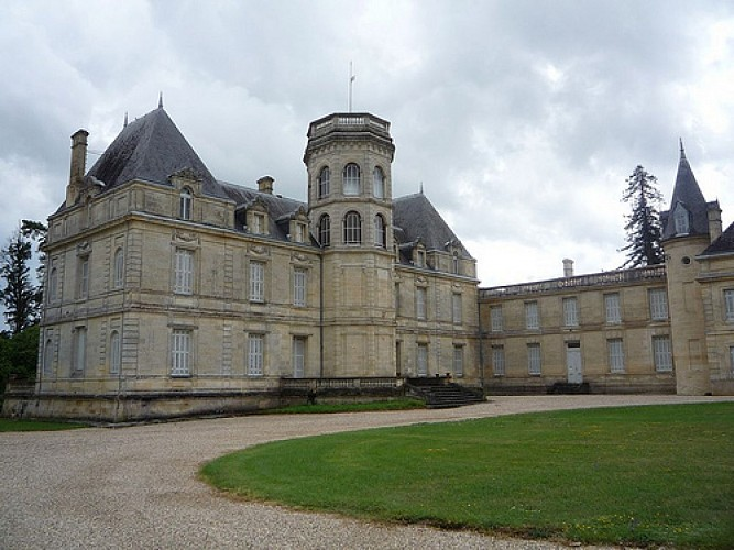 Parsac et Saint-Georges