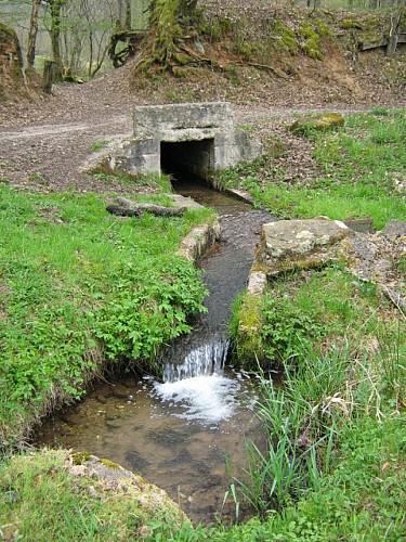 """Circuit pédestre """"A la découverte de Fontaine-lès-Luxeuil"""" - Vosges du sud"""