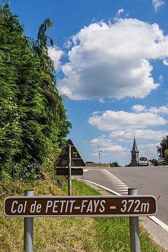Autour de Bièvre par le col de Petit-Fays (372 m)