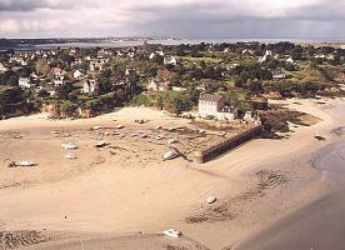 The maritime countryside of Saint-Jacut-de-la-Mer