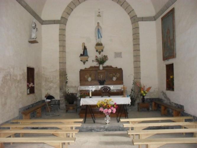 De Servières à la chapelle St Félix