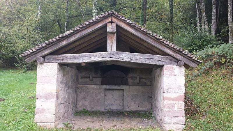 Circuit pédestre - Le sentier des Ecoliers - Haut-du-Them-Château-Lambert - Vosges du sud