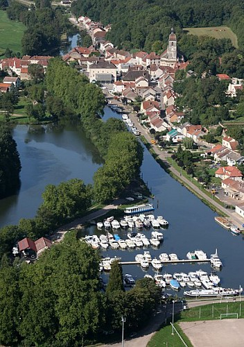 Circuit fluvial de Savoyeux vers Port-sur-Saône - Vesoul-Val de Saône