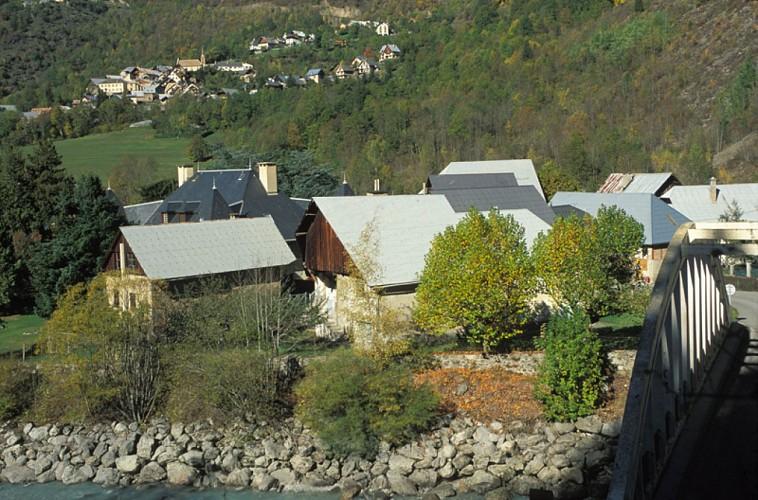 """Balades"""" les hameaux de Venosc"""""""