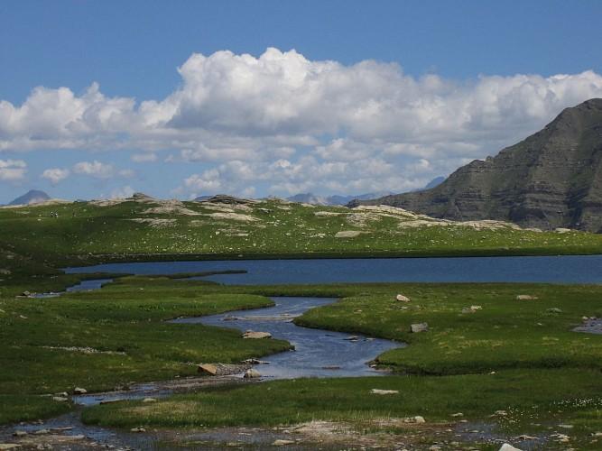 EldoradoRando - Autour des lacs Faravel et Palluel