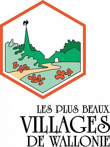Grande boucle cycliste passant par deux des plus beaux villages de Wallonie