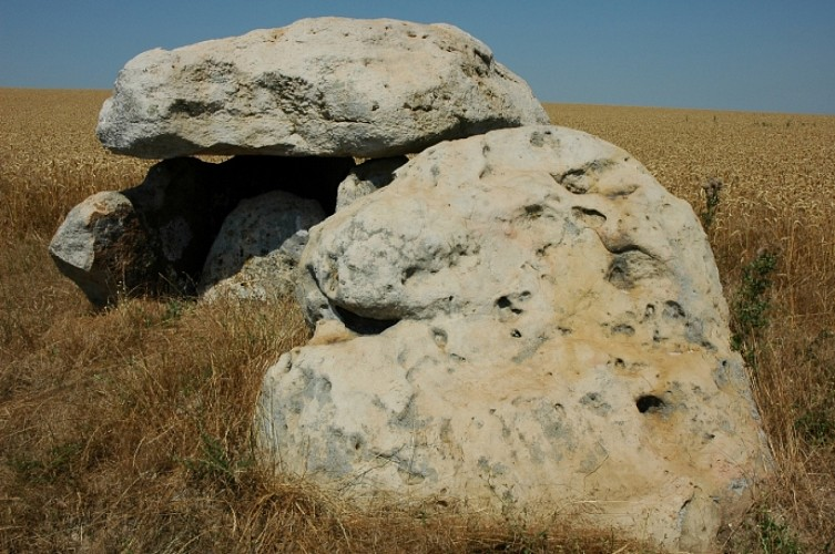 Circuit des dolmens et des polissoirs