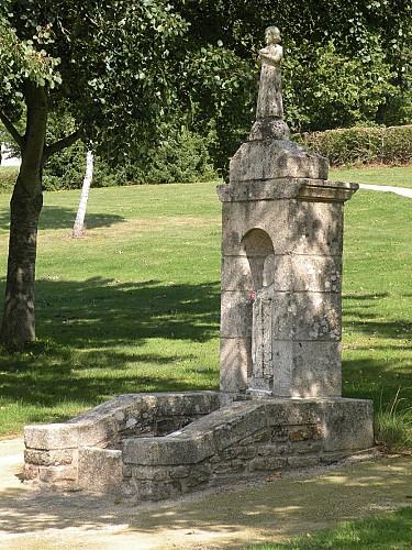 Circuit des deux fontaines de Pleugriffet
