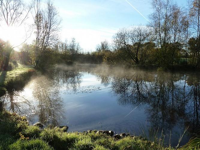 Circuit des étangs de Taulo