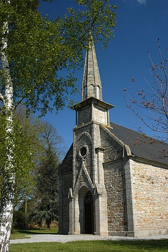 Circuit des chapelles entre canal et Blavet