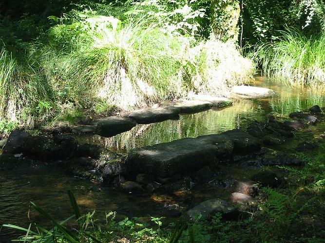 Circuit du ruisseau-musée de Quelven
