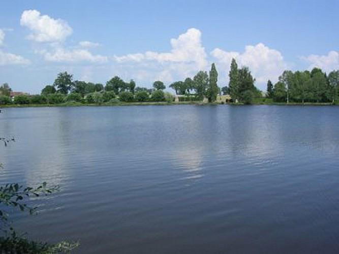 Circuit des fontaines et des étangs à Flavignac