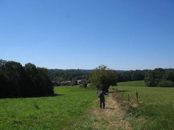 Circuit des trois rivières à Oradour sur Vayres