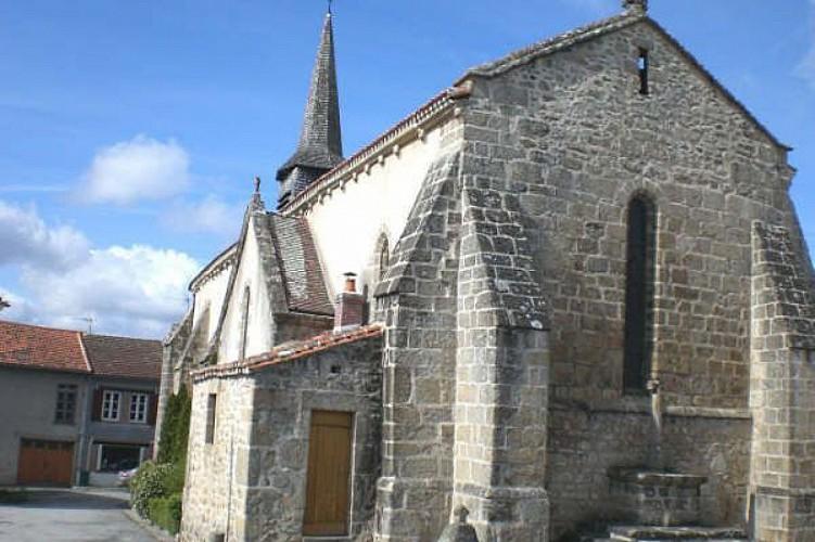 circuit du champ communal à saint pardoux