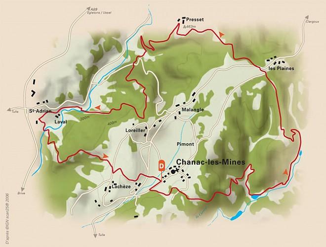 Entre Montane et St Bonnette