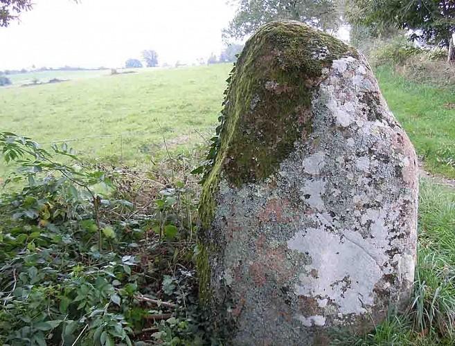 Jourgnac sentier de Saint-Roch