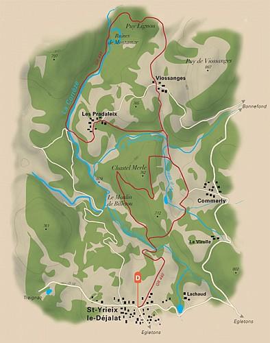 La Butte de Montamar
