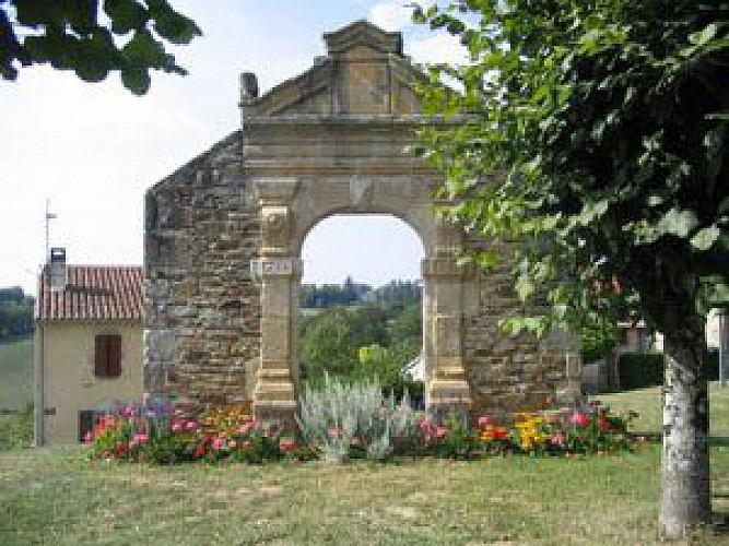 Le sentier de la Gartempe à Rancon
