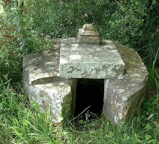 Le sentier des puits