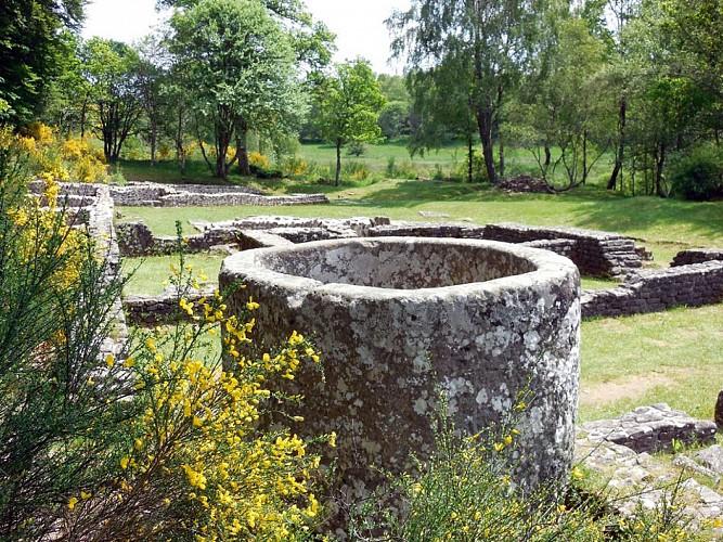 Le Site gallo-romain des Cars