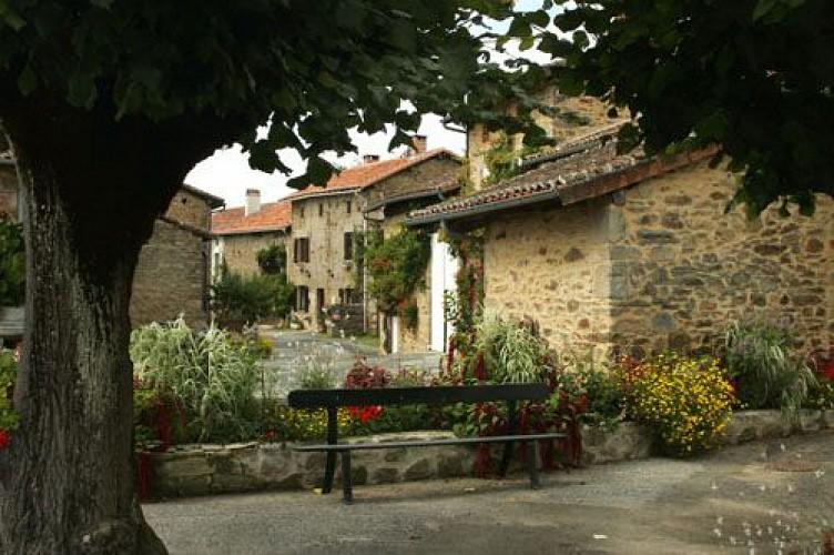 Sentier de Saint-Yrieix sous Aixe en Haute-Vienne (87)