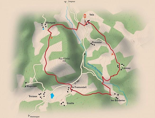 Puy d'Orliac